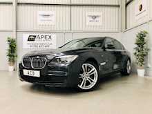 7 Series 730D M Sport Exclusive Saloon 3.0 Automatic Diesel