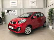 Picanto City Hatchback 1.0 Manual Petrol