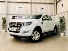 Ranger Limited 4X4 Dcb Tdci Pick-Up 3.2 Manual Diesel