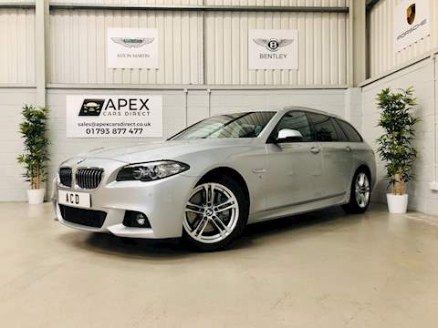 Bmw 5 Series 525D M Sport Touring Estate 2.0 Automatic Diesel