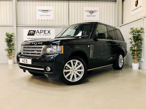 Land Rover Range Rover V8 S/C Autobiography 5.0 5dr Estate Automatic Petrol