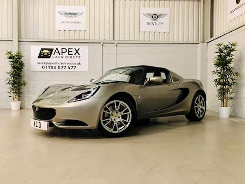 Lotus Elise S Convertible 1.8 Manual Petrol