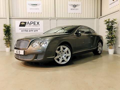 Bentley Continental Gt 6.0 2dr Coupe Automatic Petrol