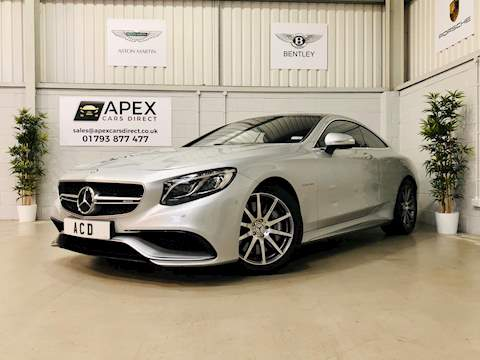 S Class S63 V8 AMG SpdS MCT