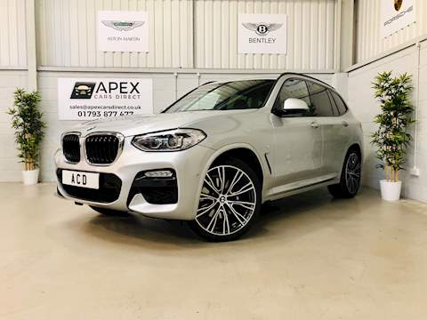 BMW X3 Xdrive30d M Sport Estate 3.0 Automatic Diesel