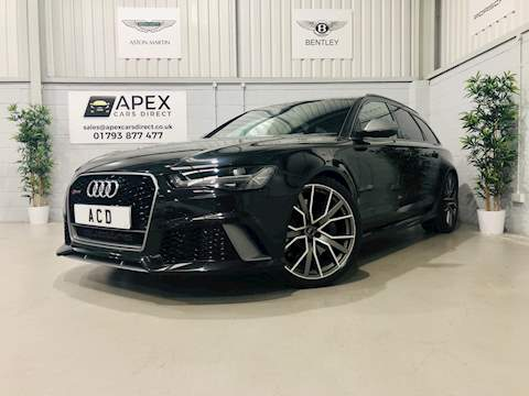 Audi A6 Rs6 Plus Avant Tfsi Quattro Estate 4.0 Automatic Petrol