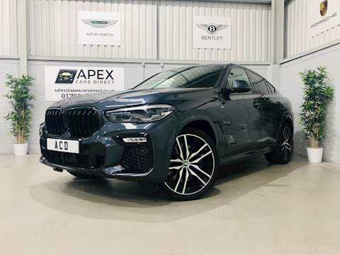 X6 Xdrive30d M Sport Coupe 3.0 Automatic Diesel