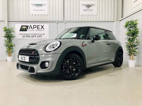 MINI Hatch 3-Door Hatch Cooper S Works 210 Edition Hatchback 2.0 Manual Petrol