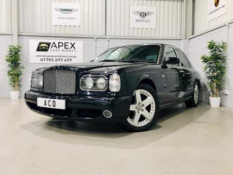 Bentley Arnage T Saloon 6.8 Automatic Petrol