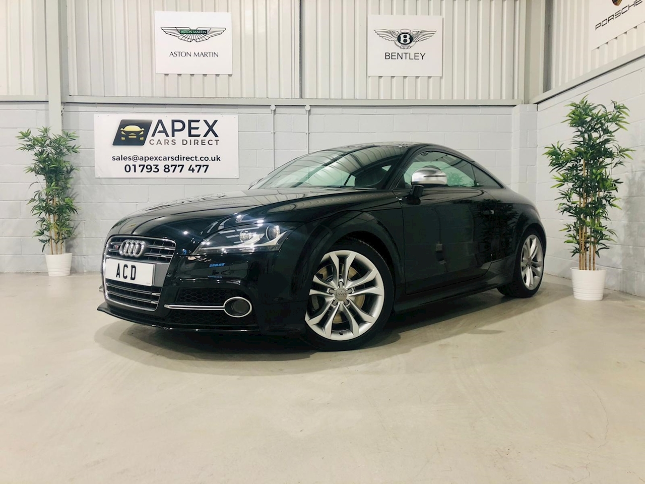 TTS 2.0 TFSI Coupe 2dr Petrol Manual quattro (184 g/km Coupe 2.0 Manual Petrol