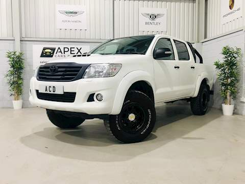 Toyota Hilux Invincible Pickup 3.0 Manual Diesel