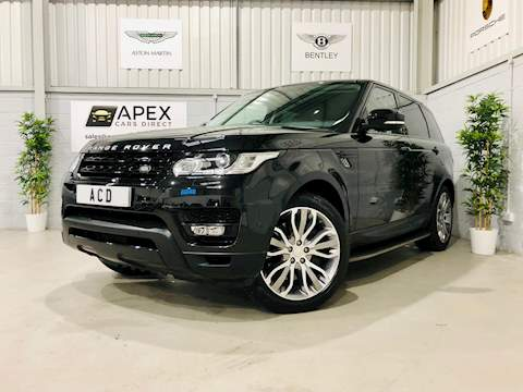 Range Rover Sport Sdv6 Hse Dynamic 3.0 5dr Estate Automatic Diesel