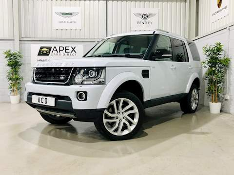 Land Rover 3.0 SD V6 Landmark SUV 5dr Diesel Automatic (s/s) (203 g/km, 255 bhp)