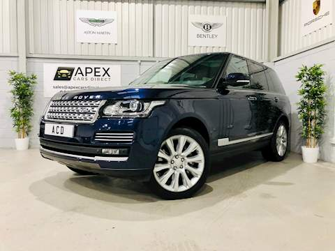 Land Rover Range Rover Sdv8 Autobiography 4.4 5dr Estate Automatic Diesel