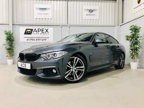 4 Series Gran Coupe 430d M Sport Gran Coupe Saloon 3.0 Automatic Diesel