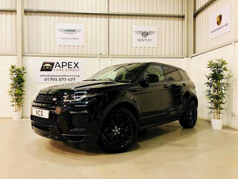 Land Rover Range Rover Evoque Td4 Hse Dynamic Estate 2.0 Manual Diesel