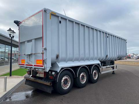 Fruehauf Tri Axle Trailer 0 AUTOMATIC Tipping