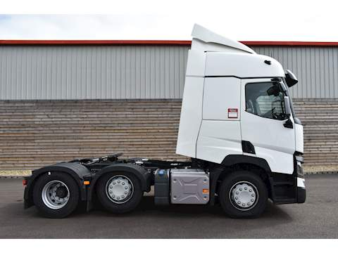 Renault Trucks T 480.18 4X2 T Highcab Na 12.8 Automatic Diesel
