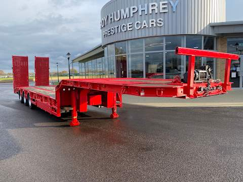 KING GTS 50 LOW LOADER 100 AUTOMATIC DIESEL
