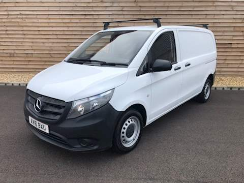 Mercedes-Benz Vito 111 VITO 111 CDI Panel Van 1.6 Manual Diesel