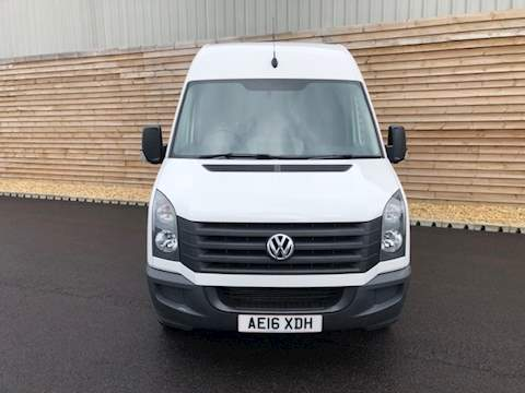 Volkswagen Crafter Cr35 CRAFTER CR35 TDI Panel Van 2.0 Manual Diesel