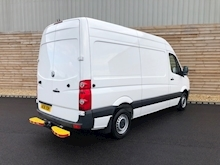 Crafter Cr35 CRAFTER CR35 TDI Panel Van 2.0 Manual Diesel