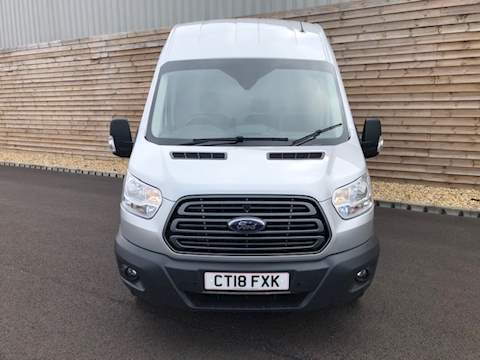 Ford Transit 350 L3 H3 TREND WITH A/C & ALLOYS TRANSIT 350 Panel Van 2.0 Manual Diesel