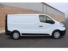 Trafic SL27 B-Ness Energy 1.6 Panel Van Manual Diesel Trafic SL27 B-Ness Energy Panel Van 1.6 Manual Diesel