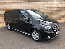 Vito 116 Bluetec Sport Van With Side Windows 2.1 Manual Diesel