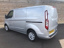 Transit Custom LIMITED 130PS L1 AUTO 300 Limited P/V L1 H1 Panel Van 2.0 Automatic Diesel