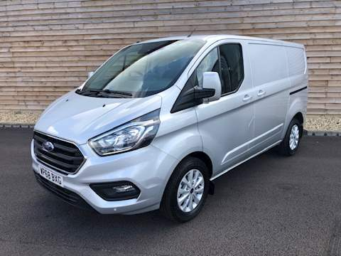 Ford Transit Custom LIMITED 130PS L1 AUTO 300 Limited P/V L1 H1 Panel Van 2.0 Automatic Diesel