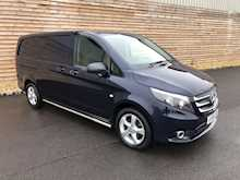 Vito 116 SPORT LONG BLUETEC 116 Bluetec Sport Van With Side Windows 2.1 Manual Diesel