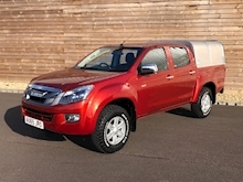 D-Max EIGER D/CAB PICK UP ONLY 18000 MILES Td Eiger Dcb Pick-Up 2.5 Manual Diesel
