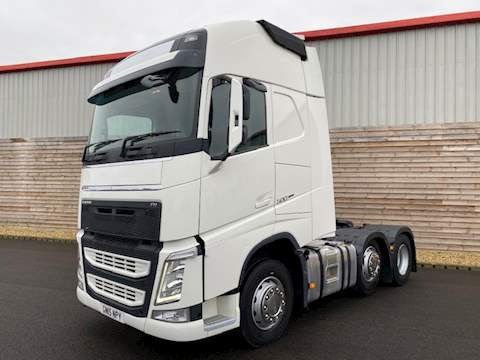 Volvo FH4 500 XL PRESTIGE 6X2 TRACTOR UNIT Fh500 6X2t Pa Xhsl Tractor (Heavy Haulage) 12.8 AUTOMATIC Diesel