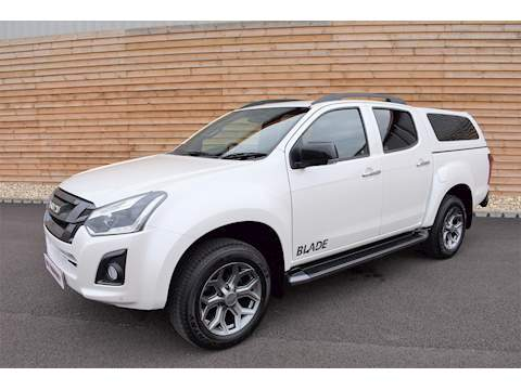 Isuzu D-Max D-Max Blade Pick-Up 1.9 Manual Diesel