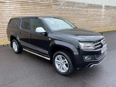 Volkswagen Amarok Dc Tdi Ultimate 4Motion Pick-Up 2.0 Automatic Diesel