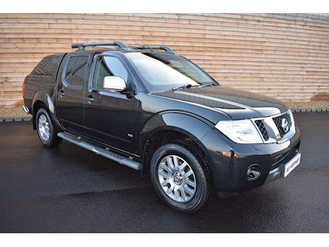 Nissan Navara Navara Outlaw Dci Auto Pick-Up 3.0 Automatic Diesel