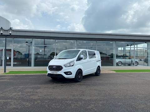 Ford Transit Custom 300 LIMITED 6 SEAT CREW VAN 300 Limited Dciv L1 H1 Panel Van 2.0 Manual Diesel