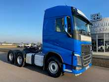FH13 540 6X4 80T TRACTOR UNIT Fh540 6X4t Hslp Tractor (Heavy Haulage) 12.8 Manual Diesel