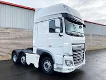 XF 106.530 SUPERSPACE CAB 6X2 TRACTOR 530 Ftg Tractor (Heavy Haulage) 12.9 Automatic Diesel