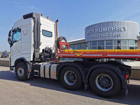 VOLVO FH13-540 6x4 80 TONNE GLOBETROTTER FH Tractor (Heavy Haulage) 12.8 Manual Diesel