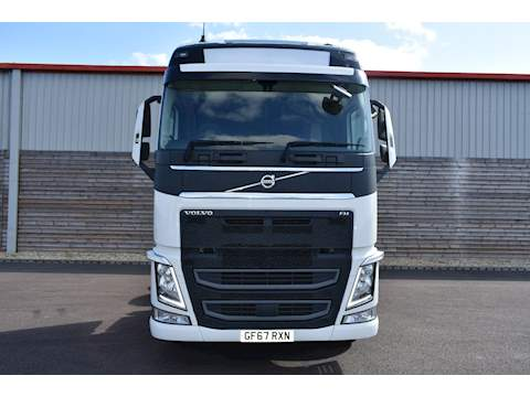 VOLVO FH13-500 6x2 GLOBETROTTER XL Fh500 6X2t Pa Xhsl Tractor (Heavy Haulage) 12.8 Manual Diesel