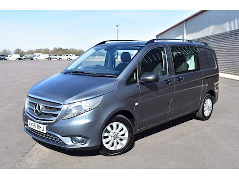 Mercedes-Benz Vito 114 Bluetec DUAL LINER AUTO-HUGE SPEC+++