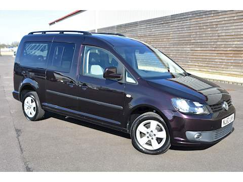 Volkswagen Caddy Maxi C20 Tdi Mpv 1.6 Manual Diesel
