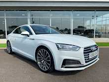A5 S line Coupe 2.0 S Tronic Diesel