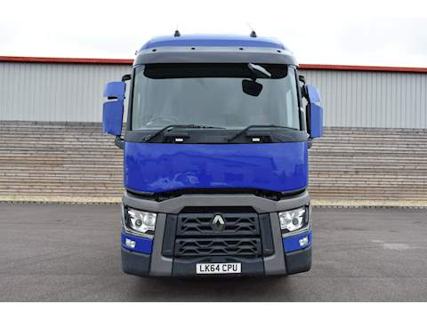 Renault Range T T460.26 6X2 TML Tractor Unit 10.8 Automatic Diesel