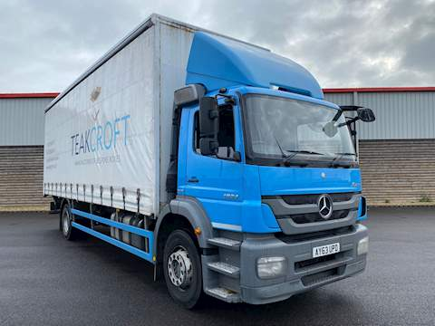 Mercedes-Benz Atego 1823 DAY Curtain Side 0.0 AUTOMATIC Diesel