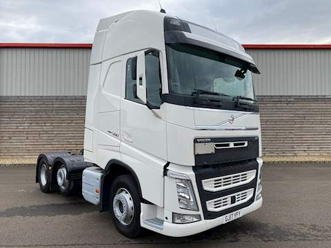 Volvo FH FH500 6X2T PA XHSL Tractor Unit 12.8 Manual Diesel