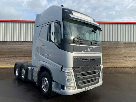 Volvo FH FH500 6X2T PA L2H3 Tractor Unit 12.8 Manual Diesel