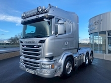 R Series  Tractor Unit 16.4 Automatic Diesel